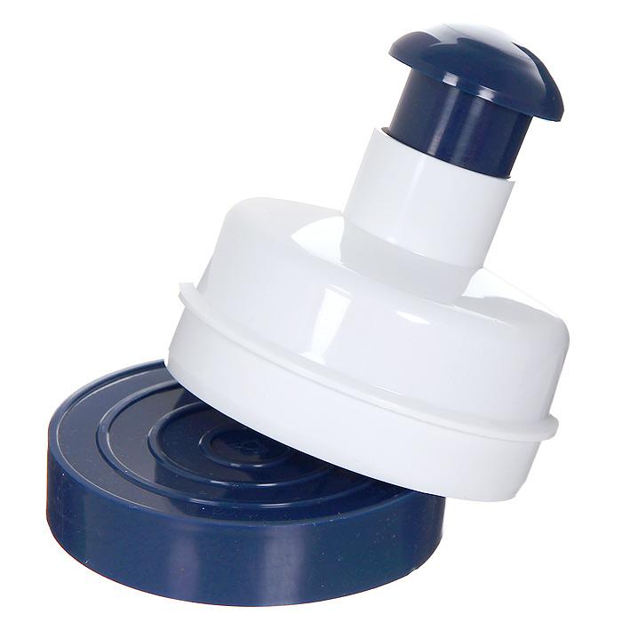 Пресс для приготовления котлет Metaltex25.17.25Пресс Metaltex, выполненный из прочной пищевой пластмассы, предназначен для приготовления котлет. Эта простая и удобная в применении конструкция ускорит и облегчит процес приготовления котлет. Пресс служит для создания красивой и одинаковой формы котлет или гамбургеров. Положите фарш и нажмите на ручку - идеальная форма котлеты будет готова. Характеристики: Материал: пищевой пластик. Диаметр: 11 см. Общая высота пресса: 12 см. Размер упаковки: 13,5 см х 11,5 см х 11,5 см. Производитель: Италия. Артикул: 25.17.25.