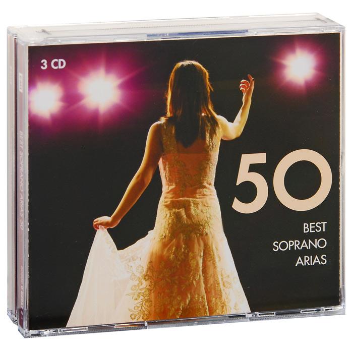 Zakazat.ru: 50 Best Soprano Arias (3 CD)
