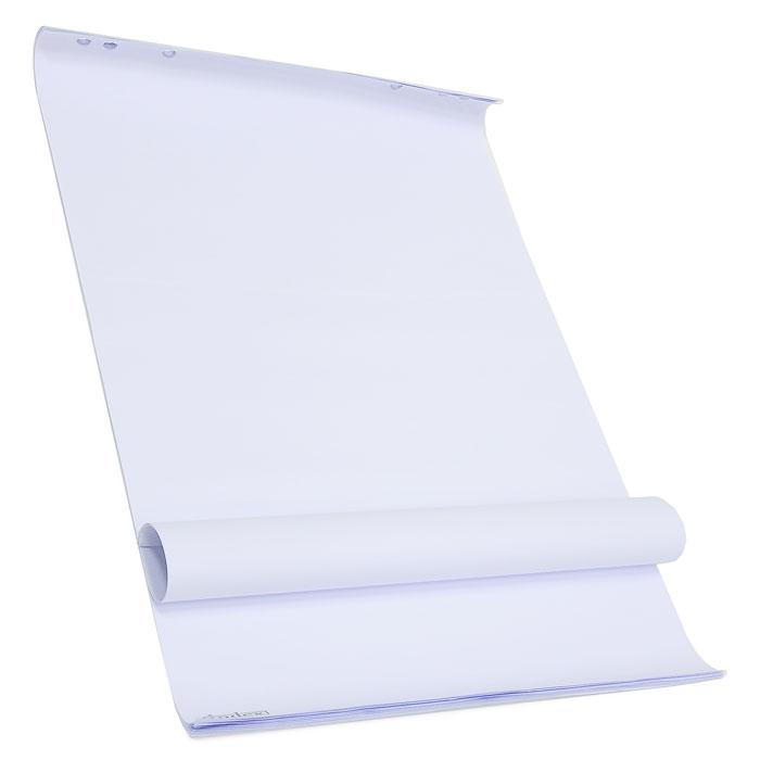Блокнот для флипчарта Index, 20 листовIFN20Бумага для флипчарта Index в виде блокнота незаменима для проведения эффективных совещаний, презентаций, обучений или мозговых штурмов. Специальные отверстия дают возможность установить блок на любой флипчарт. Каждый лист легко отрывается благодаря перфорации. Характеристики: Размер листа: 90 см х 60 см. Цвет: белый.