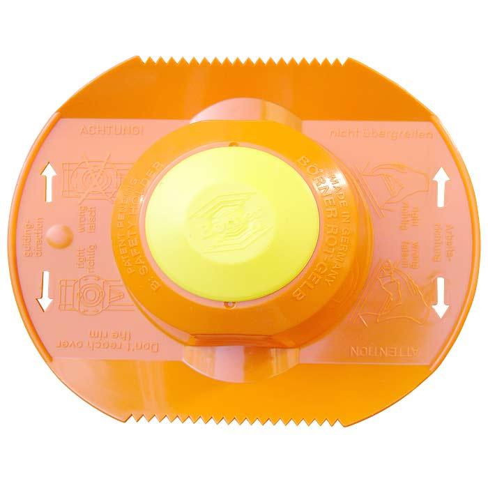 Плододержатель Borner, цвет: оранжевый 104/1104/1Плододержатель Borner выполненный из пластика с удобной ручкой.