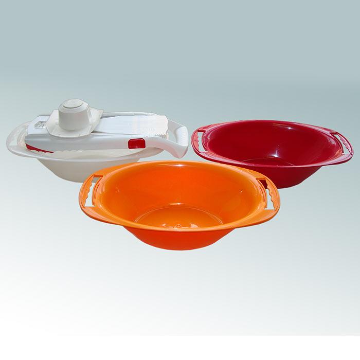 Судок Borner V-Prima, цвет: красный 108/3