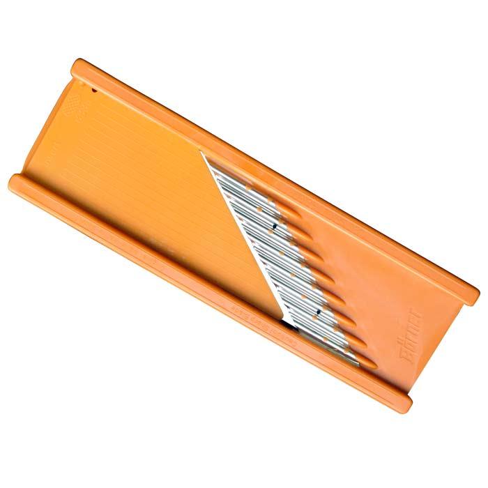 Овощерезка вафельно-спиральная Borner Classic, цвет: оранжевый 111/0