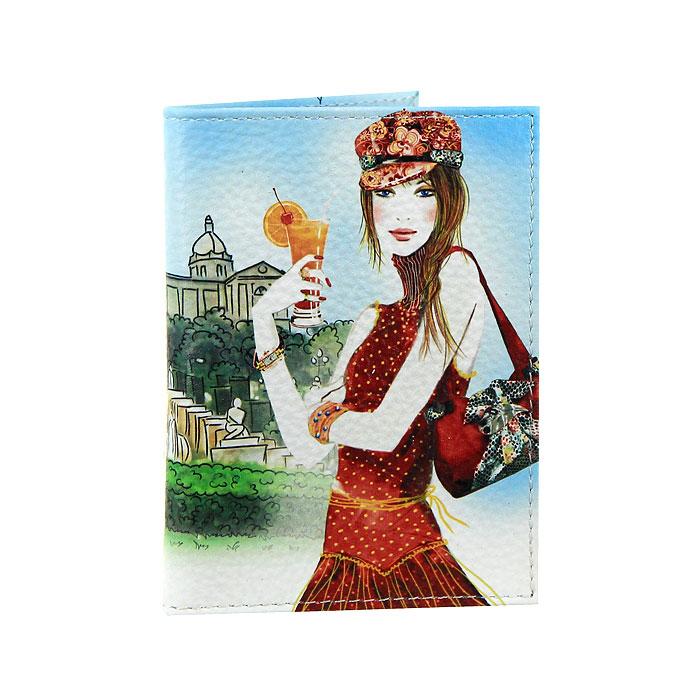 Визитница Perfecto Барселона. VZ-GL-109VZ-GL-109Компактная вертикальная визитница Барселона - стильная вещь для хранения визиток. Обложка визитницы выполнена из натуральной кожи и оформлена оригинальным изображением. Визитница предназначена для хранения 18 визиток.