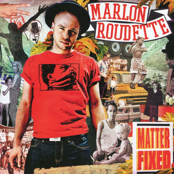 Сольный альбом одного из участников Mattafix, автора самого громкого хита 2005-го года