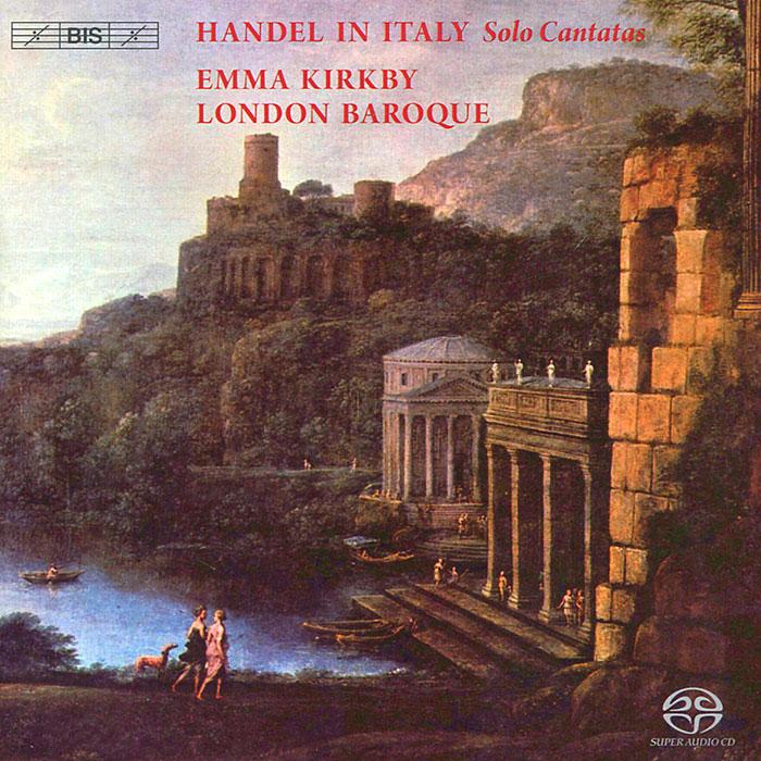 Zakazat.ru: Emma Kirkby. London Baroque. Handel In Italy (SACD)