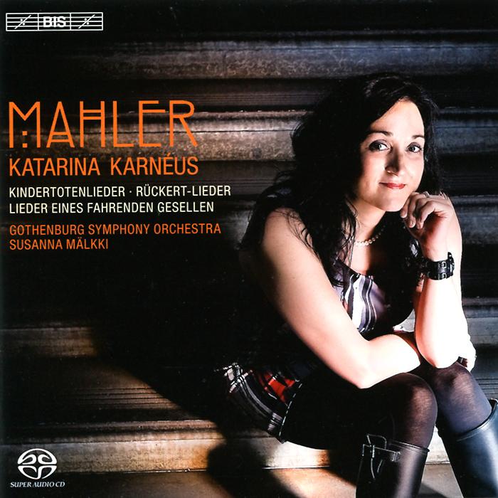 Zakazat.ru: Susanna Malkki, Katarina Karneus, GSO. Mahler. Orchestral Songs (SACD)