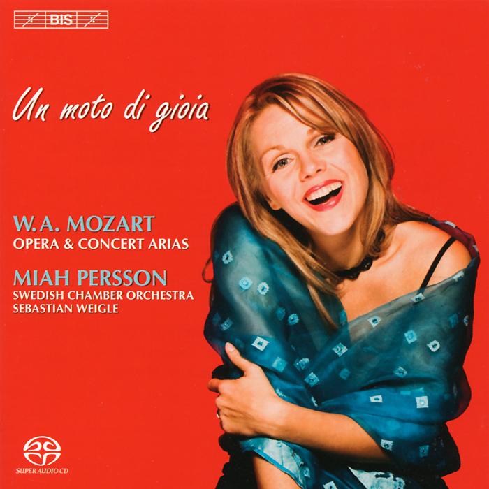 Zakazat.ru: Miah Persson. Mozart. Opera And Concert Arias (SACD)