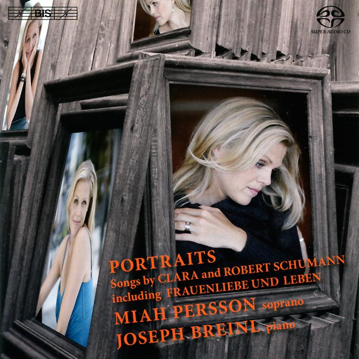 Zakazat.ru: Miah Persson. Portraits. Songs By Clara & Robert Schumann (SACD)