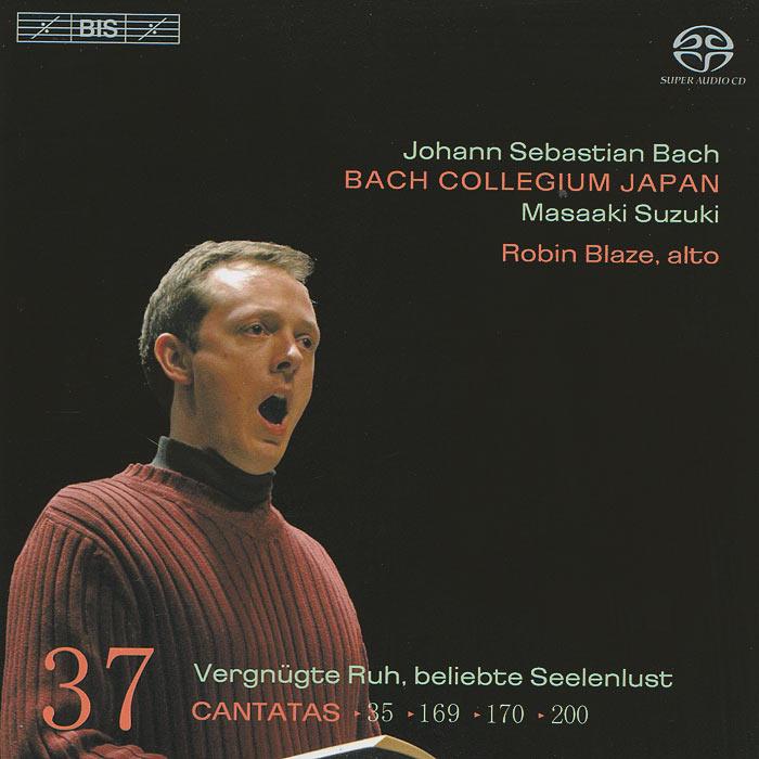 Zakazat.ru: Bach Collegium Japan, Masaaki Suzuki. Bach. Cantatas 37 (SACD)