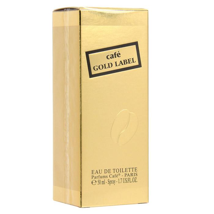 Cafe-Cafe Gold Label. Туалетная вода, 50 мл34102Cafe-Сafe Gold Label - новый самородок для женщин. Название и образ ассоциируются с благородством и элегантностью… Gold Label - изысканность и богатство роскошного аромата. Изысканность и завораживающий шарм кофе… Золотой цвета упаковки естественно символизирует качество и насыщенность этого аромата … Классификация аромата: цветочный, древесный. Пирамида аромата: Верхние ноты: личи, бергамот, жасмин. Ноты сердца: иланг-иланг, пион, магнолия. Ноты шлейфа: ваниль, мускус, кашемировая древесина, диптерикс. Ключевые слова: Чувственный, изысканный, благородный!
