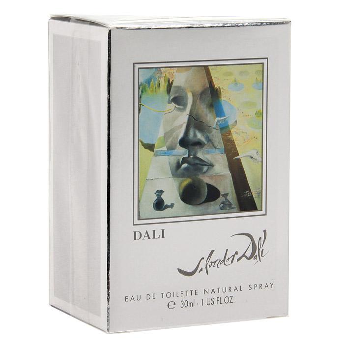 Salvador Dali Туалетная вода Salvador Dali, женская, 30 мл890001DALI EAU DE TOILETTE (FEMME CLASSIC) - это аромат для современных молодых женщин, которые хотят заявить о себе и выделиться на фоне нынешних парфюмерных тенденций, выбирая в качестве аромата настоящее Искусство. Альберто Мориллас – парфюмер, успешно воплотивший ароматическую мечту Дали при создании LE PARFUM, создал и новый аромат. Верхняя нота: Бергамот Мандарин Цветы апельсина. Средняя нота: Роза Жасмин Магнолия. Шлейф: Древесный аккорд Ваниль Белый мускус. При выборе обратите внимание на вид аромата и ноты, доверьтесь вашим эмоциям.