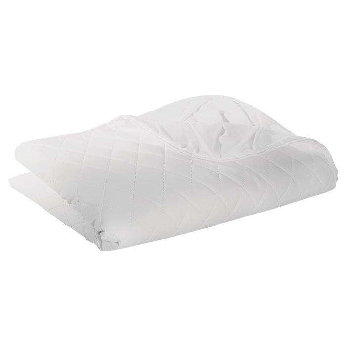 Наматрасник-чехол Primavelle, цвет: белый,140 х 200 см130852020-БЭтот практичный наматрасник - незаменимая вещь в вашей спальне. Он защитит матрас от пыли и загрязнений, возникающих в процессе эксплуатации. Наматрасник выполнен в виде чехла, поэтому дополнительно защищает боковины матраса. Он легко стирается в бытовой стиральной машине. Наматрасник прослужит долго, а его привлекательный внешний вид, при правильном уходе, будет годами дарить вам уют. Характеристики: Материал: 70% хлопок, 30% полиэстер. Размер: 140 см х 200 см. Производитель: Россия. Артикул: 130852020-б29.