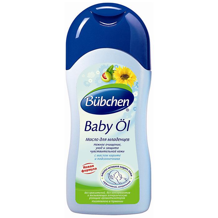 Масло для младенцев Bubchen (Бюбхен) Baby Ol, 40 мл120 64964Масло Bubchen Baby Ol предназначено для мягкого очищения кожи в области подгузника, а также для нежного ухода за кожей младенца. Масло быстро впитывается и сохраняет водный баланс кожи. Особенности масла: с ценным экстрактом календулы; с маслом подсолнечника; без красителей; без консервантов; проверено дерматологами.