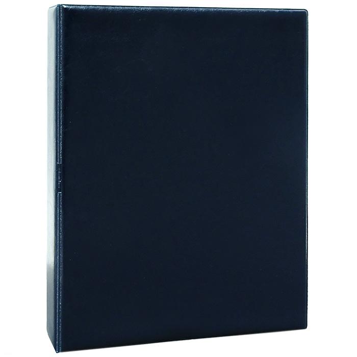 """Визитница """"Panta Plast"""", на 400 визиток, цвет: темно-синий 03-6131-2/ТС"""