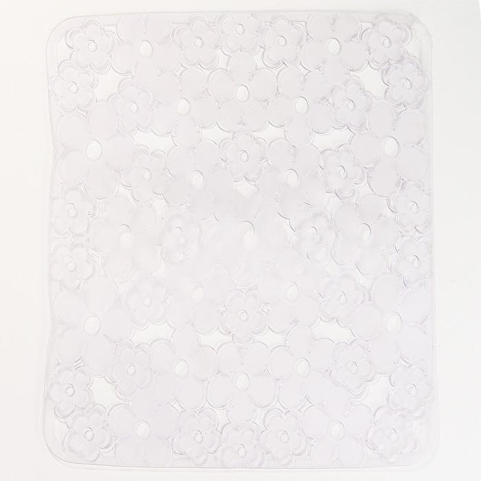Коврик для раковины Metaltex, цвет: прозрачный, 32 х 32 см28.75.38Коврик для раковины Metaltex изготовлен из ПВХ с цветочным рисунком. Коврик имеет квадратную форму, поэтому прекрасно подойдет для любых раковин. Такой коврик защитит вашу посуду во время мытья, а также предотвратит засор труб, задерживая остатки пищи. Товар сертифицирован.