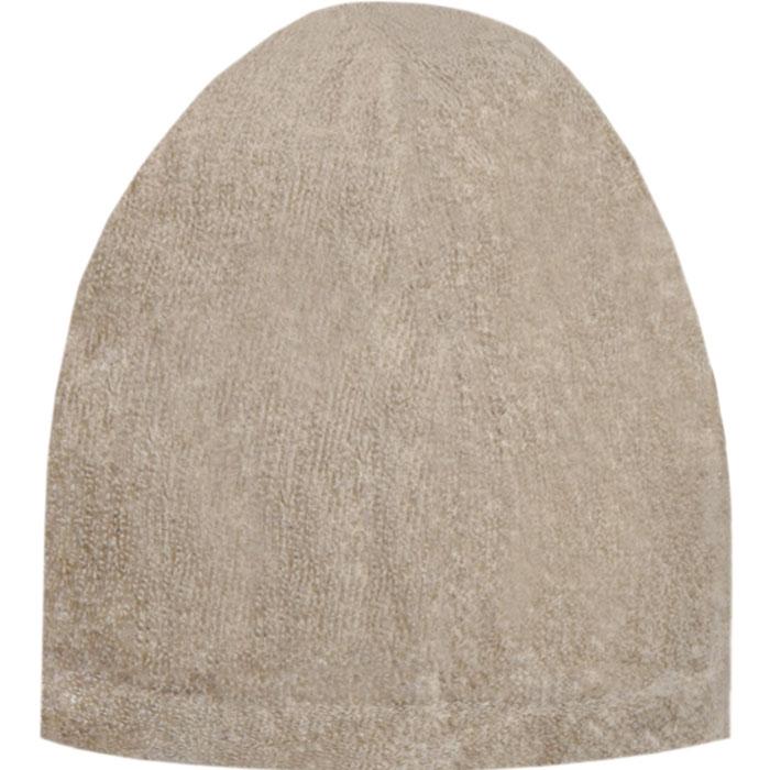 Шапка для бани и сауны Ahti (АХТИ), цвет: серый. 102102Шапки серии Ahti (АХТИ), изготовленные из натурального материала, в состав которого входят лен и хлопок, защищают волосы от высоких температур, делают комфортным пребывание в парной. Их лаконичный дизайн порадует любителей простоты и изящества.