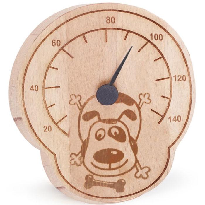 Термометр для бани и сауны Tapio (Тапио). 263263Термометры серии Tapio (Тапио) выполнены из древесины бука, обладающего притягательным розоватым цветом, ее плотность прекрасно переносит перепады температуры, что увеличивает срок службы изделий. Созданные для контроля оптимальной температуры в бане и сауне, они задают стиль банного интерьера. Стрелка механизма меняет настроение озорных персонажей термометров в зависимости от температуры. Максимальная измеряемая температура - 140 градусов.