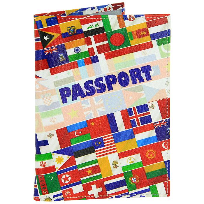 Обложка для паспорта Perfecto Overseas-1. PS-OS-0001PS-OS-0001Обложка для паспорта Overseas-1, выполненная из натуральной кожи, оформлена изображением флагов разных стран. Такая обложка не только поможет сохранить внешний вид ваших документов и защитит их от повреждений, но и станет стильным аксессуаром, идеально подходящим вашему образу. Яркая и оригинальная обложка подчеркнет вашу индивидуальность и изысканный вкус. Обложка для паспорта стильного дизайна может быть достойным и оригинальным подарком. Характеристики: Материал: натуральная кожа, пластик. Размер (в сложенном виде): 9,5 см x 13 см. Производитель: Россия. Артикул: PS-OS-0001.