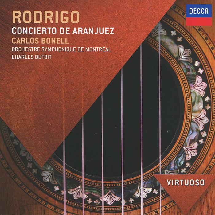 Charles Dutoit. Rodrigo. Concierto De Aranjuez