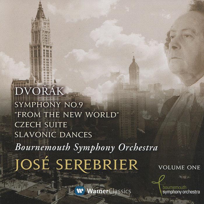 Bournemouth Symphony Orchestra, Jose Serebrier. Dvorak. Symphony No. 9