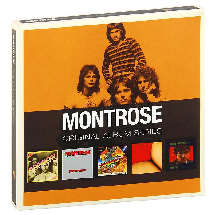 Montrose. Original Album Series (5 CD)