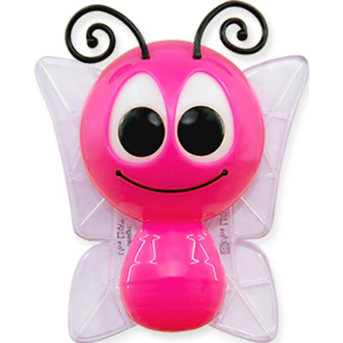 Светильник-ночник Бабочка. CZ-3(D)LED304Светильник-ночник Бабочка с фотоэлементом является световым ориентиром и успокаивающим фактором для детей и взрослых в темное время суток. Полностью безопасен для людей и домашних животных, не нагревается. Светильник-ночник Бабочка, выполненный в виде забавной бабочки с прозрачными крылышками, отличается цветовым решением и интересным дизайном. Непрерывная работа в течение ночи. Прямое подключение к розеткам европейского стандарта. В корпус светильника встроен фотоэлемент, реагирующий на окружающее освещение. Светильник изготовлен из высокотехнологичных материалов и соответствует общеевропейским и национальным стандартам. Особенности светильника-ночника: Корпус из ABS-пластика, прозрачные крылышки и гибкие антенки-усики. Интересный аксессуар для дома и оригинальный подарок. Плавное изменение цвета освещения во время работы (красный, зеленый, синий) создает атмосферу уюта и покоя. Низкое потребление электроэнергии (0,2Вт). ...
