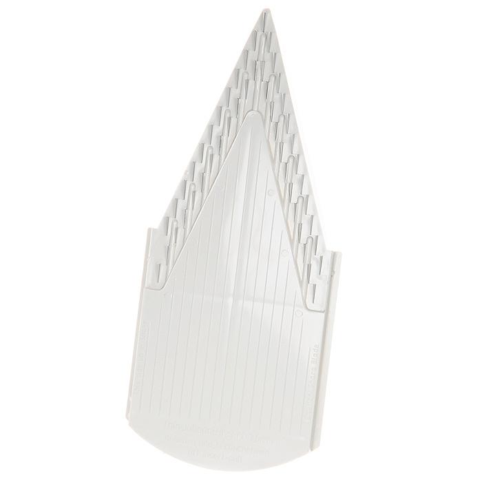Вставка к овощерезке Borner Trend, цвет: белый, 1,6 мм 118/3