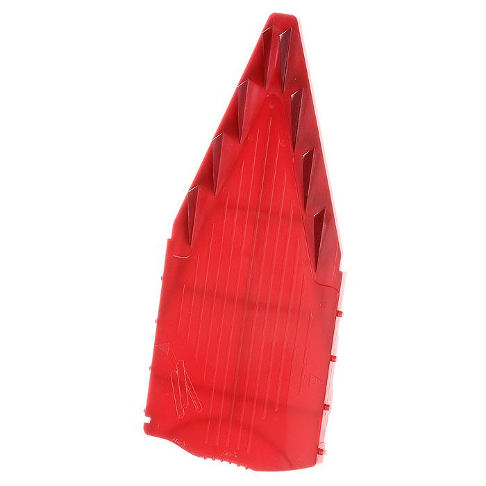 Вставка к овощерезке Borner V-Prima, цвет: красный, 10 мм 119/6