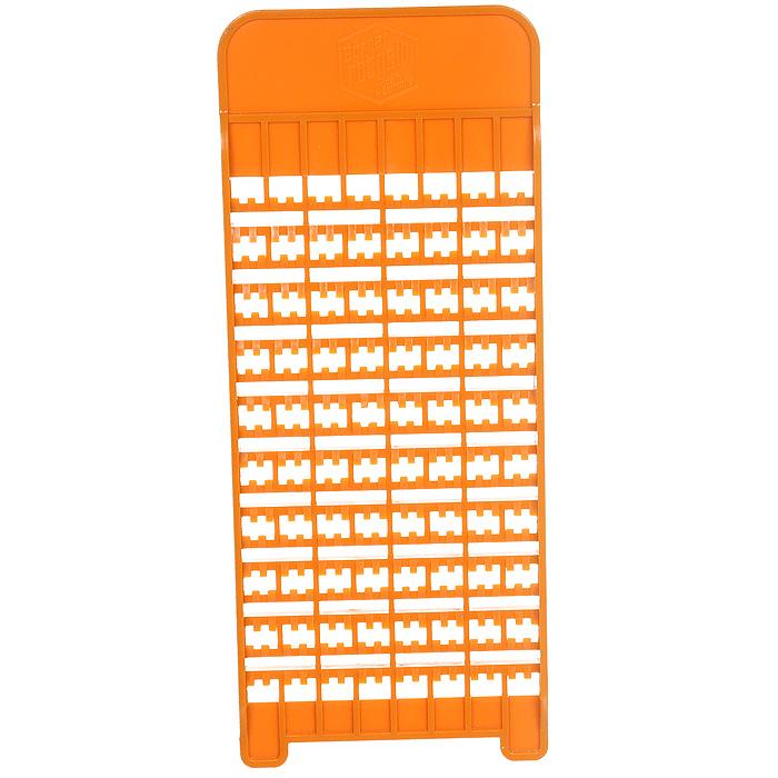 Терка Borner Baby-Grater, цвет: оранжевый 116/2