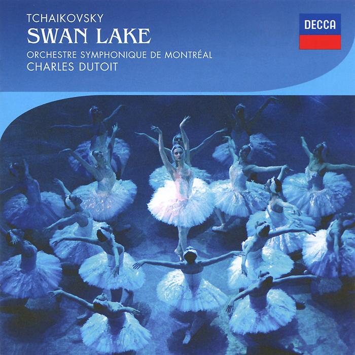 Charles Dutoit. Tchaikovsky. Swan Lake (2 CD)