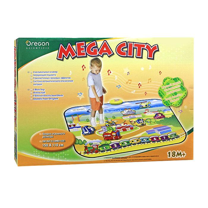 Oregon Scientific Игровой коврик Mega City
