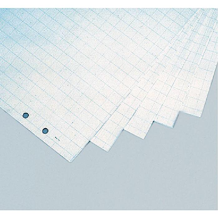 Бумага для флипчарта Magnetoplan, в клетку, цвет: белый, 65 см x 98 см, 100 листов12 271 01Бумага для флипчарта Magnetoplan в виде блокнота незаменима для проведения эффективных совещаний, презентаций, обучений или мозговых штурмов. Одна сторона листа разлинована в клетку 25 мм х 25 мм, обратная сторона белая без разлиновки. Специальные отверстия дают возможность установить блок на любую модель флипчарта. Характеристики: Размер бумаги: 65 см х 98 см. Количество: 5 блоков по 20 листов.