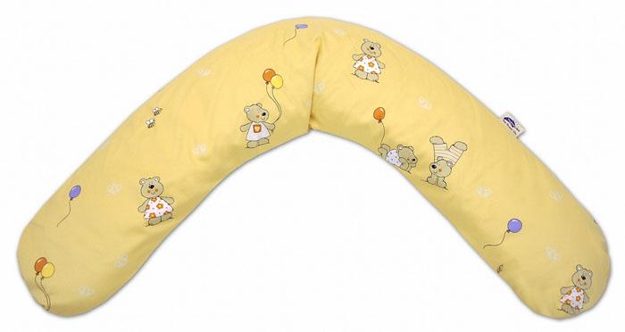 Чехол для подушки для беременных Медведь и бабочка, цвет: абрикосовый, 190 см51006803Сменный чехол на молнии Медведь и бабочка для подушек для беременных и кормящих мам изготовлен из чистого хлопка. Чехол не выгорает, не растягивается, не садится после стирки, и абсолютно безопасен для вашего здоровья и здоровья малыша.