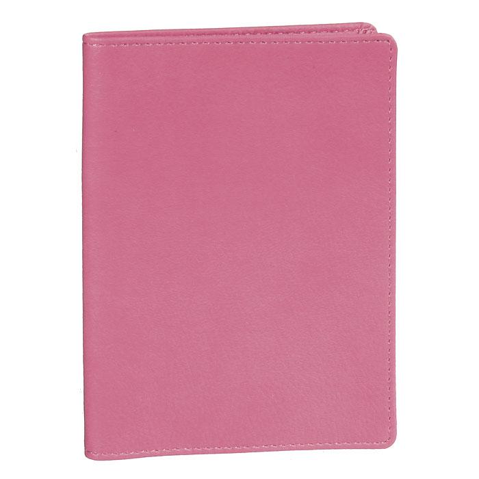 Обложка для паспорта Aston, цвет: темно-розовый67909Обложка для паспорта Aston не только поможет сохранить внешний вид ваших документов и защитить их от повреждений, но и станет стильным аксессуаром, идеально подходящим вашему образу. Обложка выполнена из высококачественной итальянской искусственной кожи с зернистой фактурой. На внутреннем развороте обложки есть шесть карманов из прозрачного пластика. Такая обложка станет отличным подарком для человека, ценящего качественные и необычные вещи.