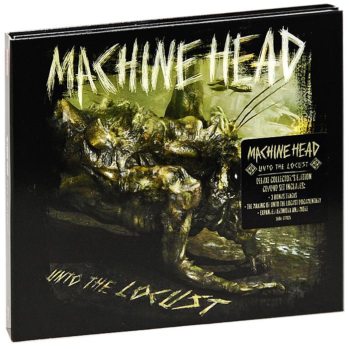 Machine Head. Unto The Locust (CD + DVD)