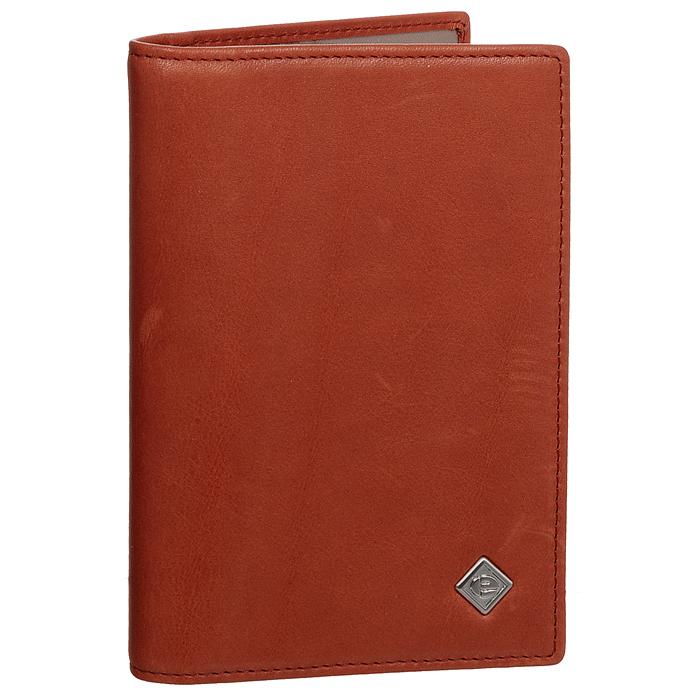 Обложка для автодокументов Edmins, цвет: красный. 1896 ML/1N ED red205522Обложка для автодокументов Edmins выполнена из натуральной кожи красного цвета. Имеет внутри: два глубоких вертикальных кармана, один из которых из прозрачного пластика, кармашек с окошком, карман-уголок для мелких бумаг, а также внутренний блок для водительских документов из прозрачного пластика. Такая обложка станет отличным подарком для человека, ценящего качественные и необычные вещи.