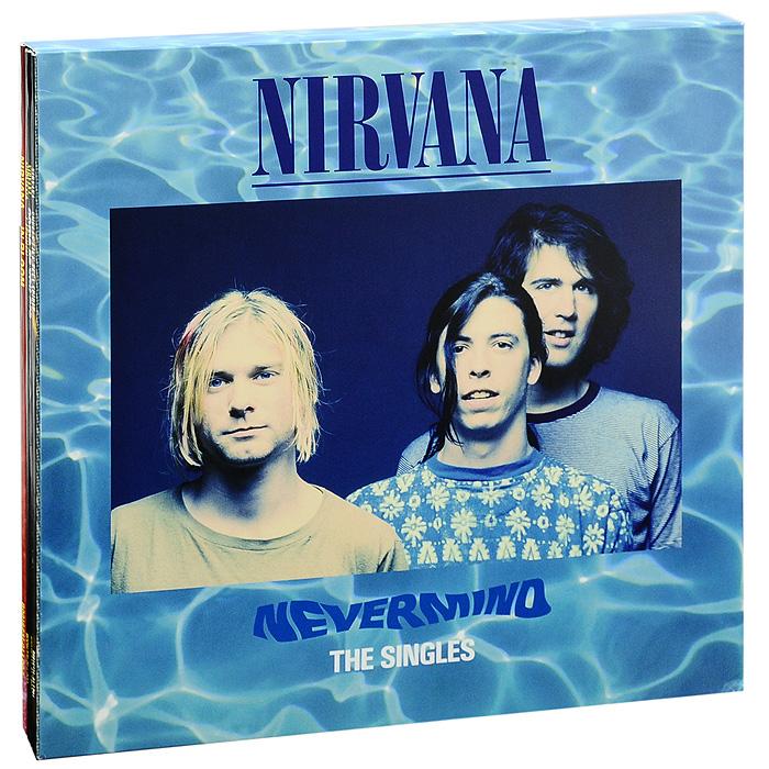 Zakazat.ru: Nirvana. Nevermind: The Singles (4 LP)
