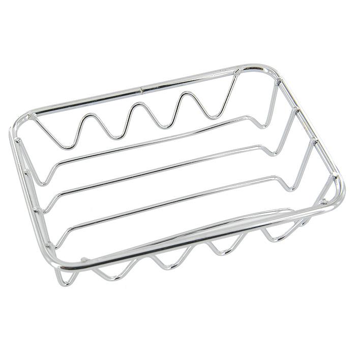 Мыльница Luminello Valiant MB-44MB-44Мыльница Valiant, выполненная из металла, прекрасно подойдет в ванную комнату. Такой аксессуар очень удобен в использовании. Мыльница Valiant создаст особую атмосферу уюта и максимального комфорта в ванной. Характеристики: Материал: металл. Размер: 12 см х 8,5 см х 3 см. Артикул: MB-44. Производитель: Китай.