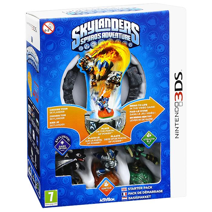 Skylanders Spyros Adventure. Стартовый набор