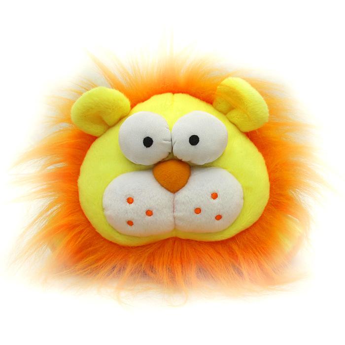 Мягкая интерактивная игрушка Woody OTime Лев, цвет: желтый, оранжевый, 15 смWT0105Woody OTime Лев - яркая анимированная игрушка в виде забавного львенка. При нажатии, хлопке или броске начинает хихикать, кружится и дрожать. Игрушка изготовлена из нетоксичных экологически чистых материалов, очень мягкая и чрезвычайно приятная на ощупь. После стирки не деформируется и не теряет внешний вид. Такая игрушка будет отлично смотреться в качестве оригинального веселого подарка и доставит массу положительных эмоций своему обладателю.
