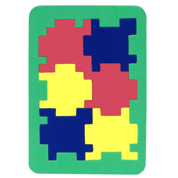Бомик Пазл для малышей Кубик-головоломка701Мягкий объемный конструктор Кубик-головоломка привлечет внимание малыша и не позволит ему скучать. Элементы конструктора выполнены из мягкого, эластичного, прочного материала, который обеспечивает большую долговечность и является абсолютно безопасным для детей. Мягкий конструктор разовьет у ребенка память, воображение, моторику, пространственное и логическое мышление. Порадуйте его таким замечательным подарком!