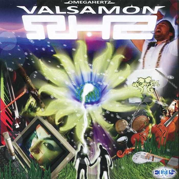 Omegahertz. Valsamon 2011 Audio CD