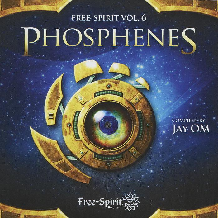 Phosphenes. Free Spirit Vol. 6 2011 Audio CD