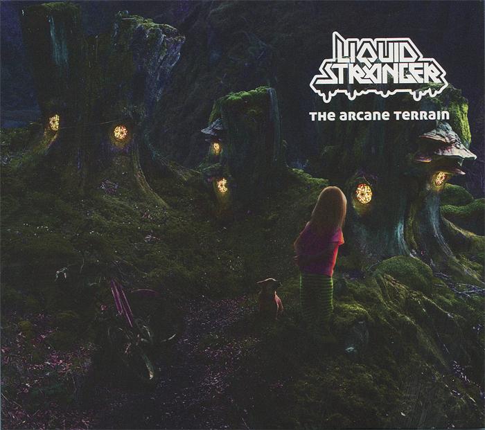 Liquid Stranger. The Arcane Terrain 2011 Audio CD