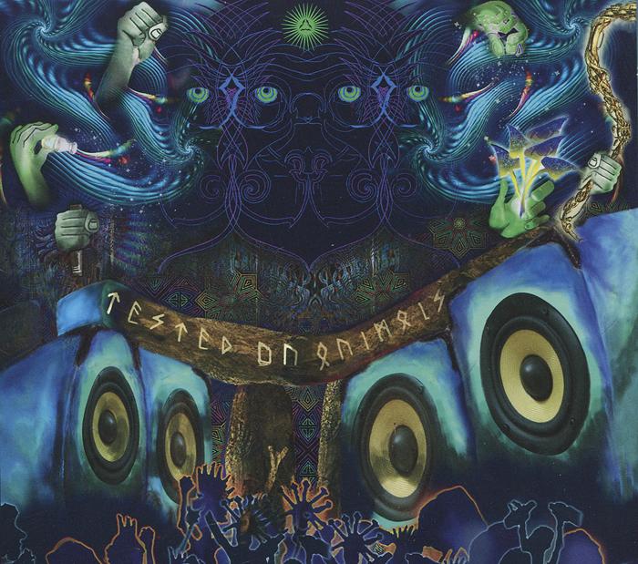 Tested On Animals 2011 Audio CD