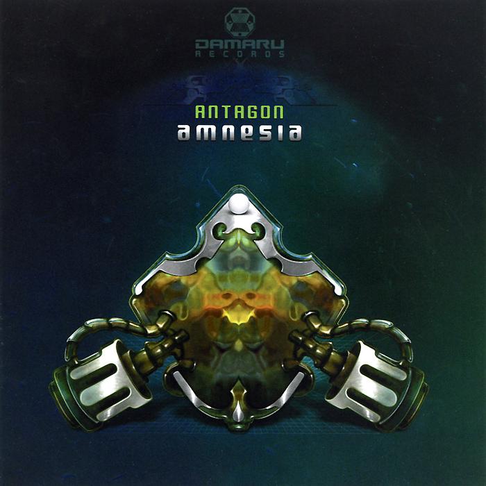 Antagon. Amnesia 2011 Audio CD