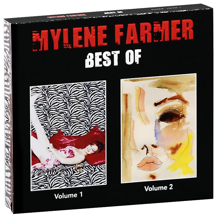 Mylene Farmer. Best Of (3 CD)