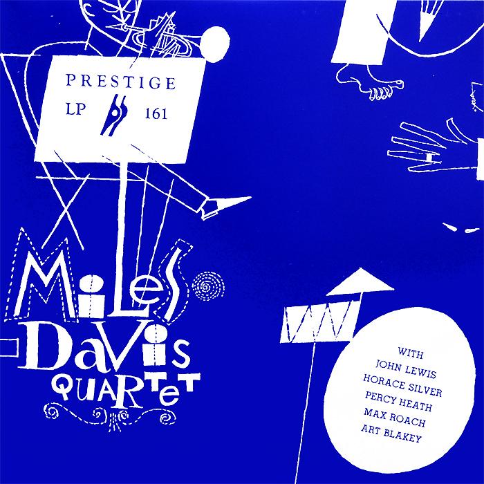 Miles Davis Quartet. Miles Davis Quartet (LP)