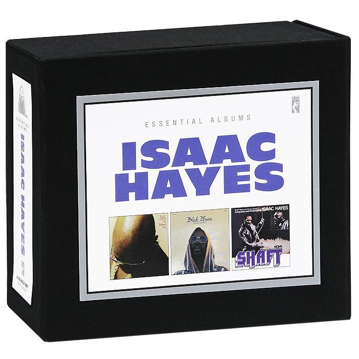 Zakazat.ru: Isaac Hayes. Essential Albums (4 CD)