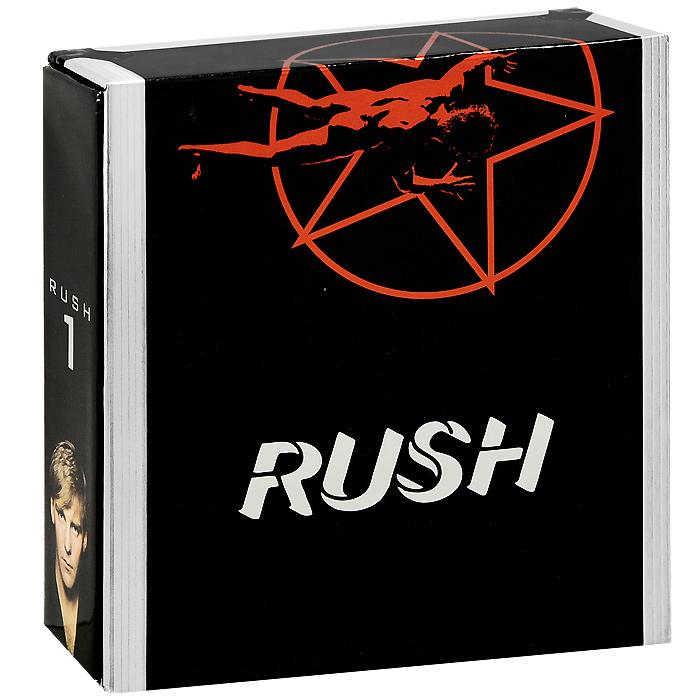 Rush. Sector 1 (5 CD + DVD)